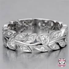 floral wedding band wedding bands faycullen