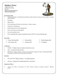 Daycare Resume Examples by Porter Resume 20 Night Porter Resume Cv Examples Uk Kitchen 2