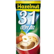 Coffee Mix coffee mix 3 in 1 hazelnut kurex foods co ltd