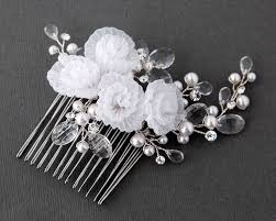 wedding hair flowers bridal hair flowers flower hair accessories by lynne