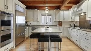 kitchen design for u shaped layouts shapely curved pandant lights