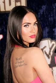 who can t stand megan fox of today s evil beet