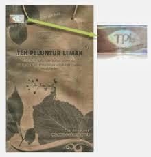 Teh Tpl review stiker hologram teh peluntur lemak tpl putra hologram