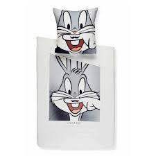 Housse De Couette Ado Fille by Eleven Paris Bugs Bunny Housse De Couette Blanc Brandalley