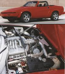 Sho Motor triumph tr7 with ford sho engine engine depot