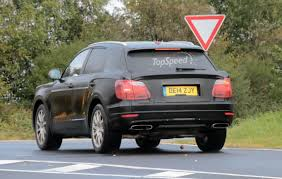 bentley suv 2016 2017 bentley bentayga review top speed