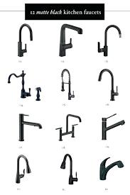 Kitchen Faucets Wholesale Appealing Matte Black Kitchen Faucet Canada Andyozier