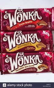 wonka bars where to buy new wonka chocolate bars creme brulee millionaire s shortbread