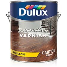 dulux polyurethane varnish