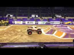 monster truck show roanoke va monster jam roanoke va intros and fluffy obstacle course youtube