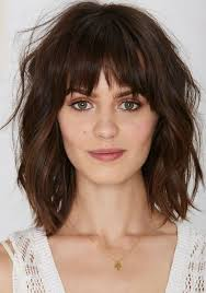awesome bob haircuts medium length bob hairstyles with fringe