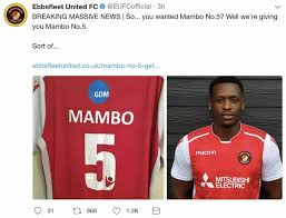 Facebook Soccer Memes - soccer memes breaking mambo gets the number 5 shirt facebook