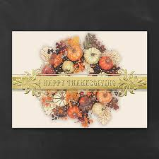 thanksgiving colorful wreath personalized thanksgiving