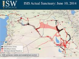 Isw Blog May 2017 by The Beginning Of A Caliphate The Spread Of Isis In Five Maps