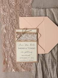 rustic save the dates save the date cards 20 rustic lace save the date burlap save