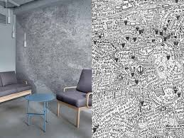 Study Of Maps Stephen Walter Collaboration Newmor Wallcoverings