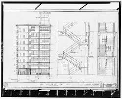 chrysler building floor plans dodge hamtramck plant construction building description and photos