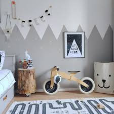 Kidsroom Wheels Everywhere Scandinavian Style Kids Room By Selinej On
