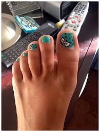 16 beautiful toe nail designs pictures 2017