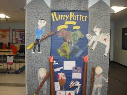 palm pointe has literacy week door decorating contest lucielink during