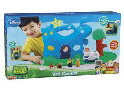amazon fisher price higglytown vet center toys u0026 games