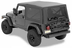 jeep lj interior bestop supertop nx for 04 06 jeep wrangler unlimited lj black