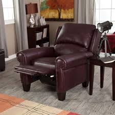Buy Armchair Design Ideas Furniture Leather Wingback Recliner For Comfortable Armchair