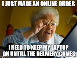 Meme Online - grandma finds the internet meme imgflip