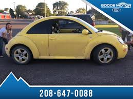volkswagen beetle 2 door in idaho for sale used cars on