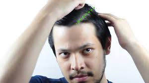 mens hair no part 5 ways to style short hair men wikihow