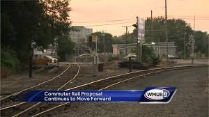 Commuter Rail by Commuter Rail Proposal Continues To Move Forward