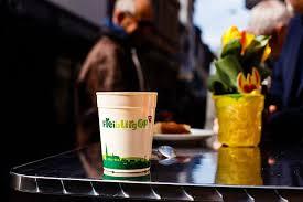 bicchieri di plastica sono riciclabili freiburgcup la tazza da caff罟 riciclabile 窶徇ade in germany