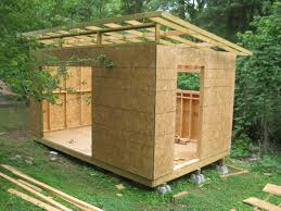Roof Framing Pictures by Decorating How To Cut A Rafter Shed Roof Framing Lean To Roof