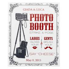 photo booth sign personalized vintage photo booth sign photo booth backdrops