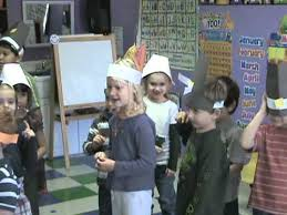 lillian s pre k class thanksgiving songs