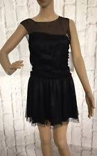 topshop mini dresses silk ebay