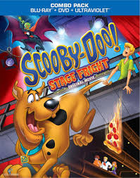 scooby doo stage fright blu ray