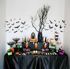scary halloween party ideas halloween tablescape for kids halloween party ideas photo 5 of 9