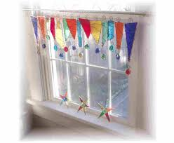 whimsical serendipity stained glass window treatment window