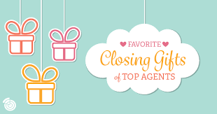 top agents their favorite home seller closing gifts