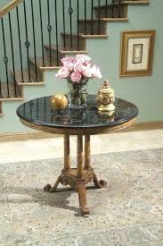 Pedestal Table For Sale Round Entry Tables Round Entryway Table Round Pedestal Entryway