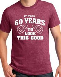 gifts for turning 60 60th birthday gift t shirt 60th vintage present