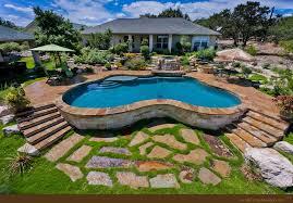 Garden Pool Ideas Swimming Pool Decks Pool Deck Designs Plans Pool Decks