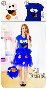 Monster Inc Halloween Costumes Best 25 Cookie Monster Costumes Ideas On Pinterest Monster