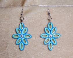 quilling earrings images quilling earrings by ombryb on deviantart quilling