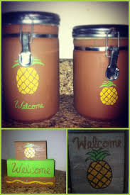 primitive pineapple kitchen theme kitchen pinterest