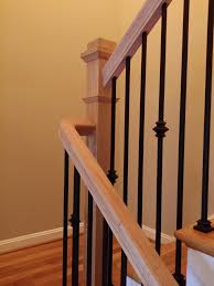 Banister Newel Mitre Contracting Inc Railings