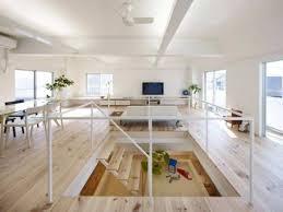 japanese modern white japanese modern house interior wth bamboo flooring