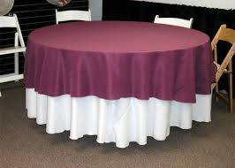108 tablecloth on 60 table view a selection of our rental linens linen rental options