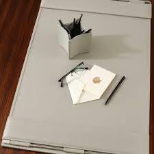Decorative Desk Accessories Ideas Best Beige Leather Desk Blotter For Desk Accessories Ideas